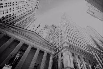 IPO-Versicherung - Gebäude New York