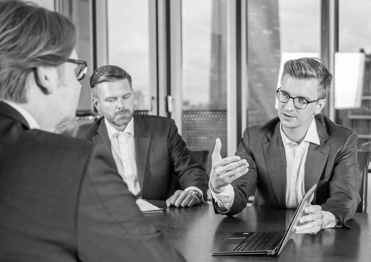 Litigation Buyout Versicherung von MRH Trowe
